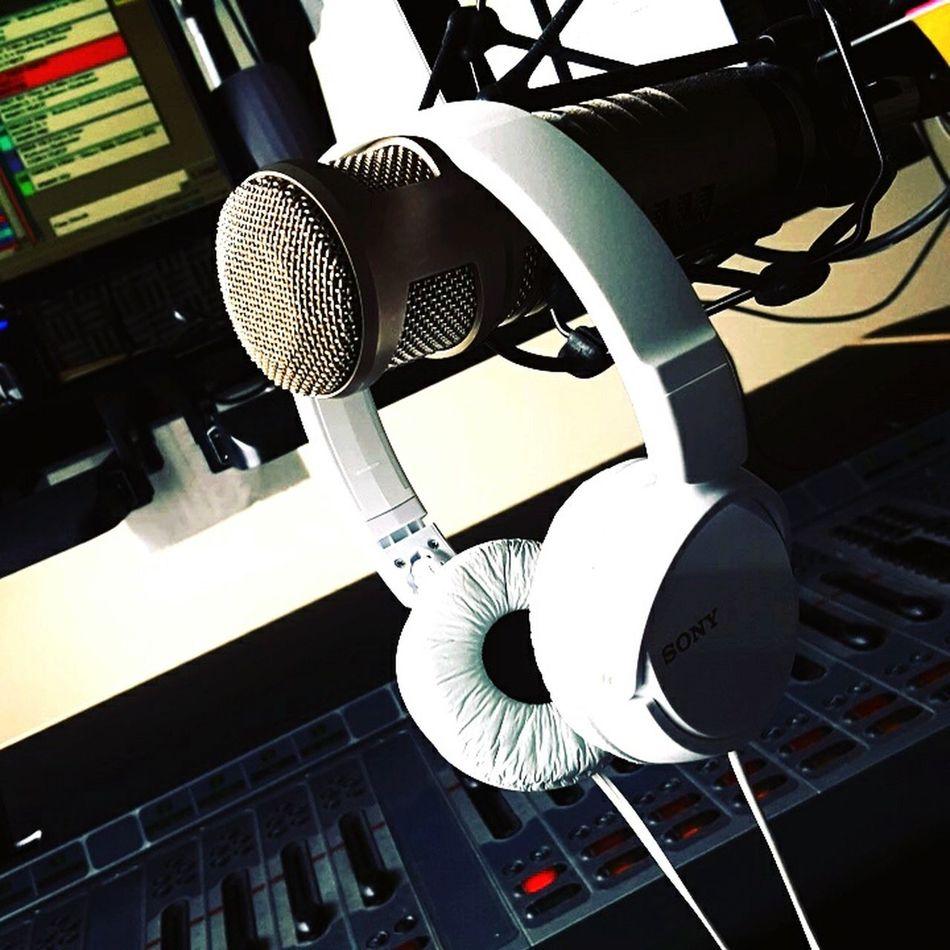 First Eyeem Photo Studio Time  Radio On The A Radio
