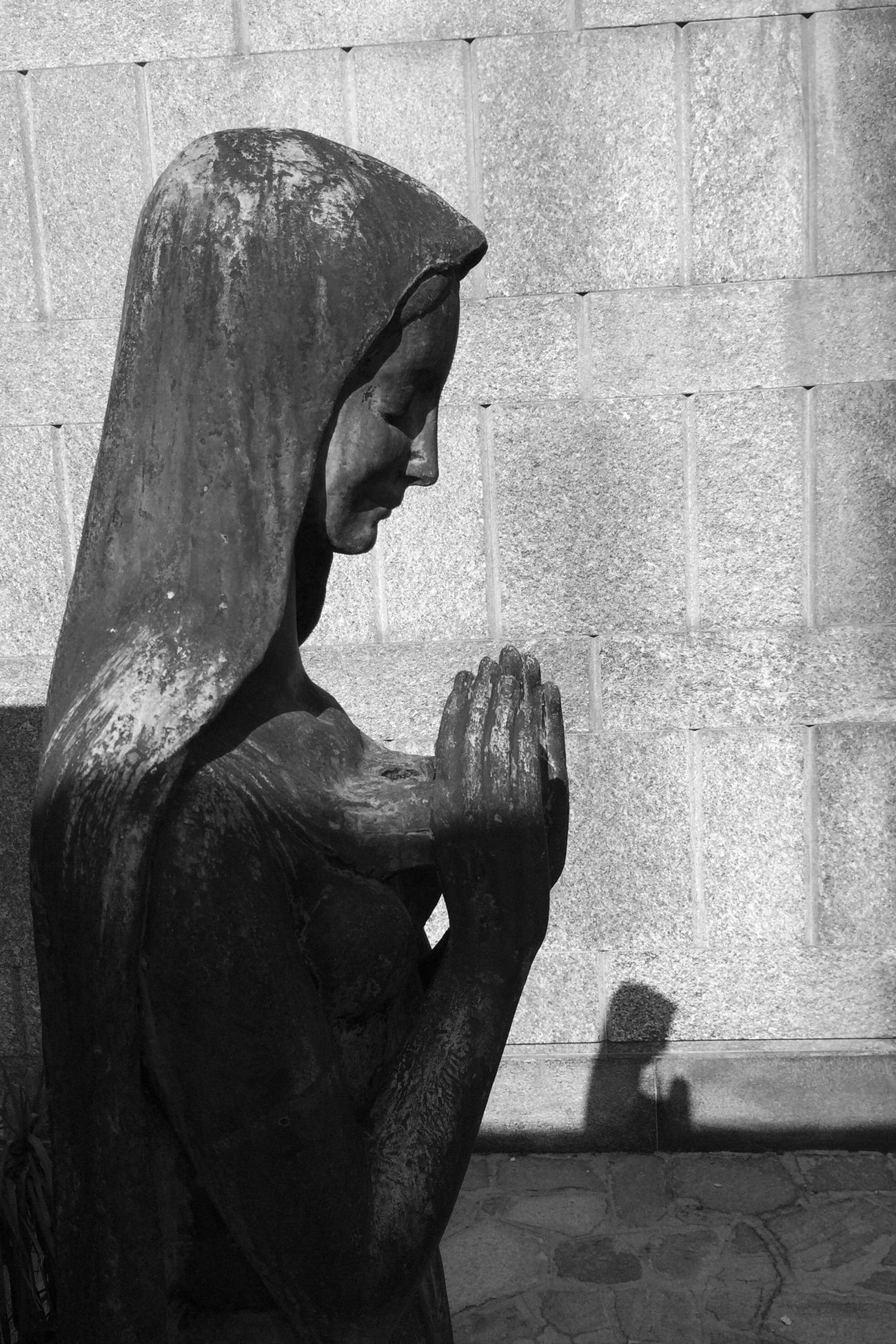 Prayer NEM Black&white NEM Memories