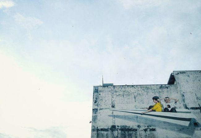 Ernestzach Street Art Ipoh