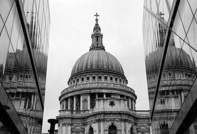 Stpauls London architecture