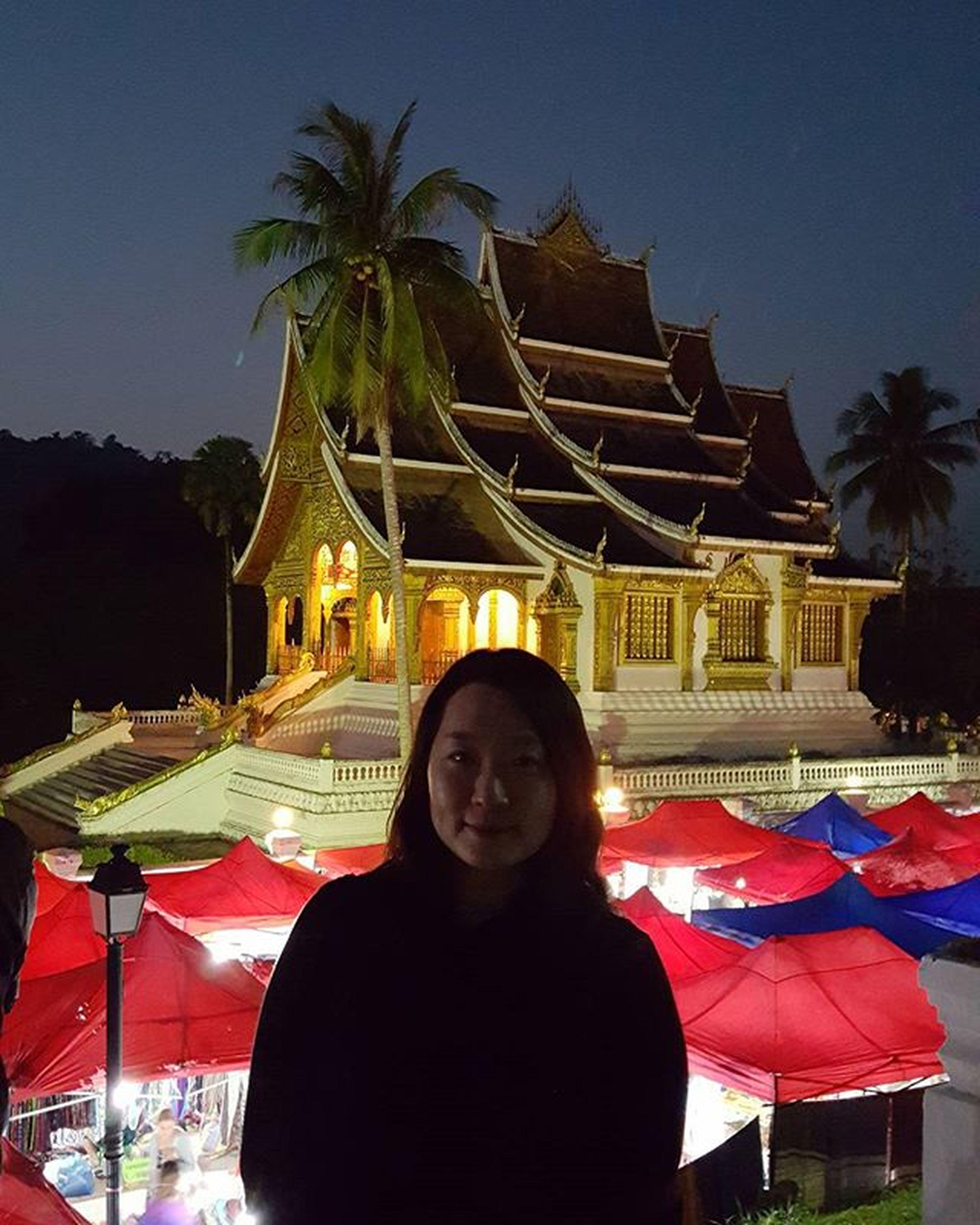☆ 라오스 여행중 가장 신나게 쇼핑한 곳ㅋㅋ 역시 쇼핑은 흥정!! . RAOS Luangprabang Nightmarket 라오스 루앙프라방 나이트마켓