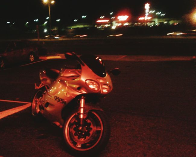 Motorcycle Urban Photography