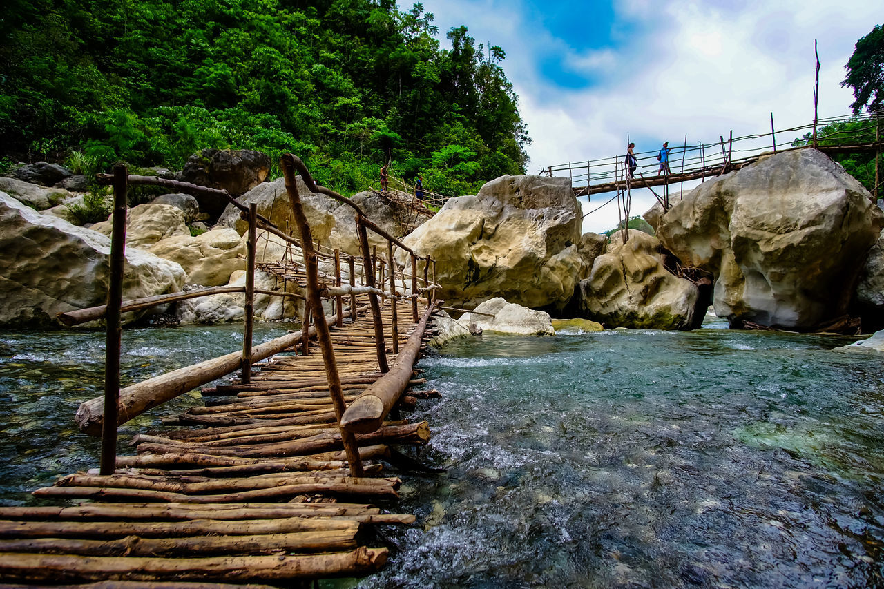 Taking Photos Check This Out Samyang Samyang 12mm F2 Fujifilm XA1 Fujifilm_xseries Eyeem Philippines EyeEm Best Edits EyeEm Tanay,rizal Tanay Tanaytourism Daraitan TinipakRiver River Boulders Woodenbridge Greenery Mountain Feel The Journey Live For The Story
