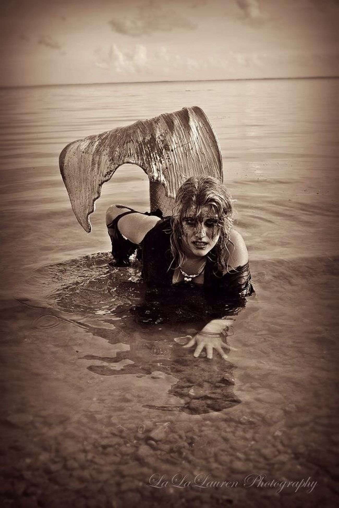 Creep Mermaid Shoot