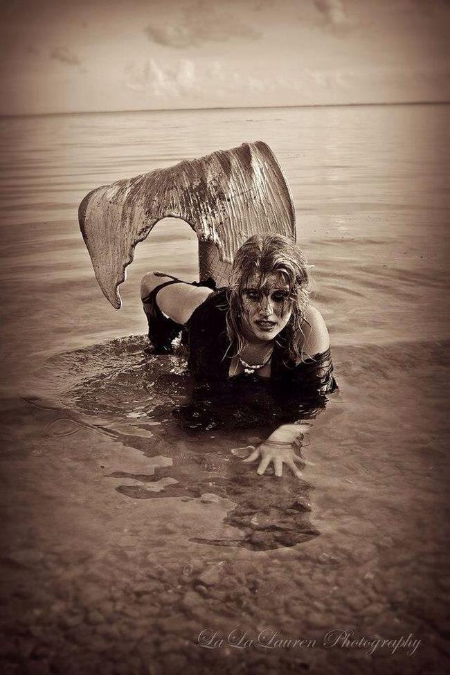 Creep Mermaid Shoot