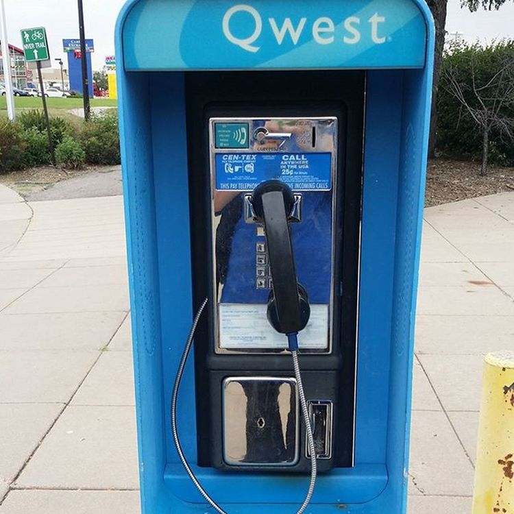 Where is the touch screen....lol Payphone Vintage Telephone My Own Photography Vintage Equipment Old Phones