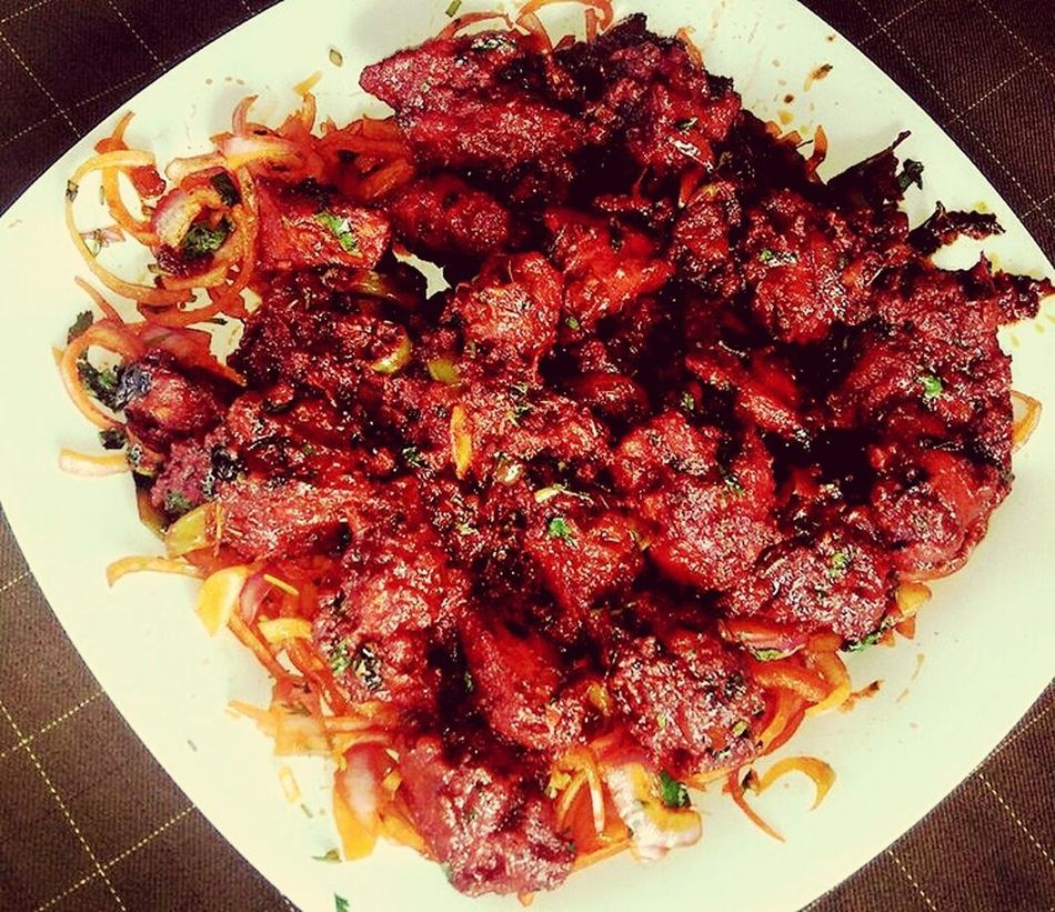 Food ChickenManchurian HotelRegal First Eyeem Photo