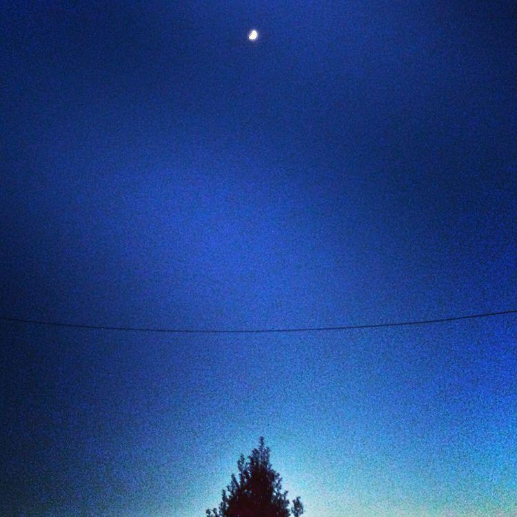 Nightshot Nightphotography Night Sky Nightfall Moon Moonlight EyeEm Moon Shots La Luna