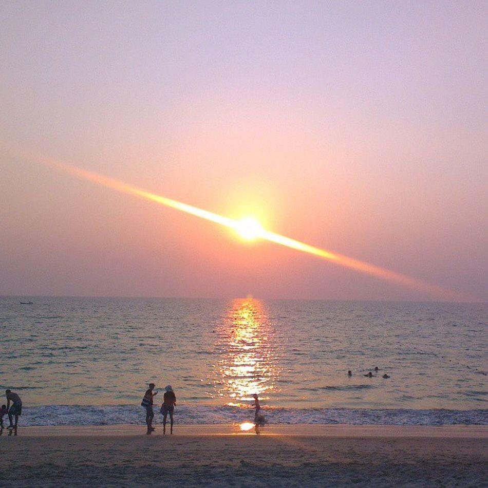 Еще  закат Sunset