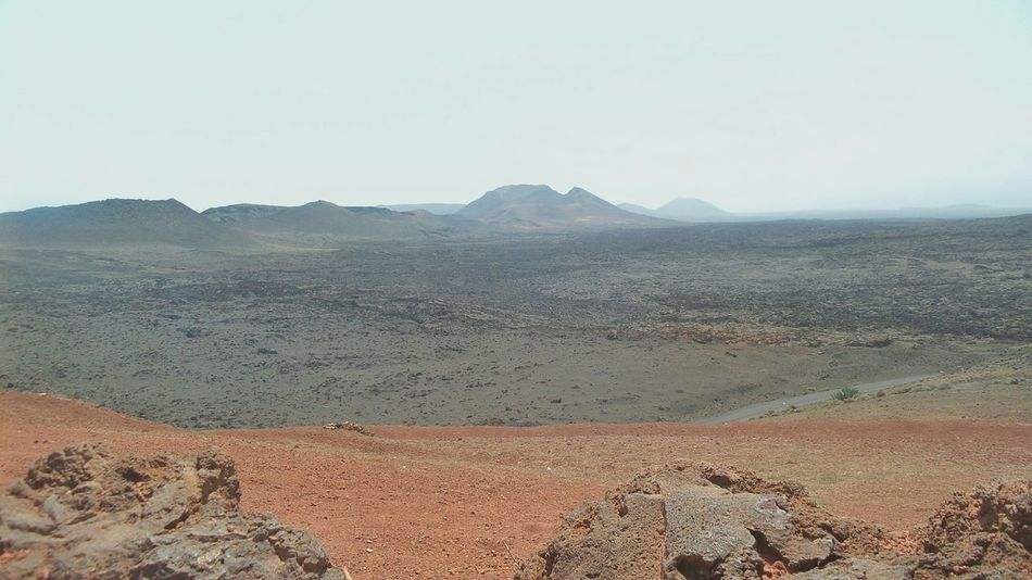 OMG! Where's the party?? Edge Of The World Deserted Scapes Is There Anybody Out There? Parque Nacional De Timanfaya Finding New Frontiers