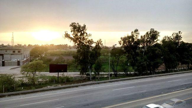 Motorway Zee Collection Taking Photos Sunset #sun #clouds #skylovers #sky #nature #beautifulinnature #naturalbeauty #photography #landscape EyeEm Nature Lover Feelings