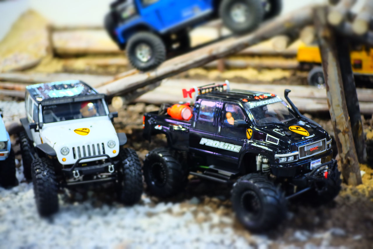 model toy offroad car in Thailand motor expo 2016 Bigfoot Car Car Show Close-up Closeup Event Exibition Exibition Hall Hall Indoors  Model Motor Expo Motor Expo 2016 Offroad Present Show Thailand Motor Expo 2016 Toy Toyphotography Toys
