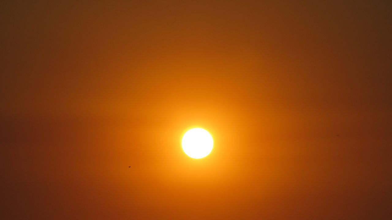 Astronomy Balcarce, Argentina Beauty In Nature Buenos Aires, Argentina  Day Nature No People Orange Color Outdoors Scenics Sky Sun Sunlight Sunset Tranquil Scene Tranquility Yellow