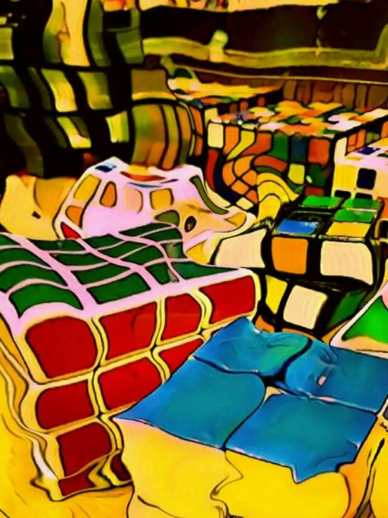 Visual Feast Multi Colored Colour Colourful Colours Colour Image