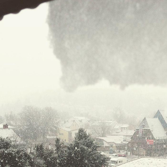 Schnee Winter Bad Sobernheim