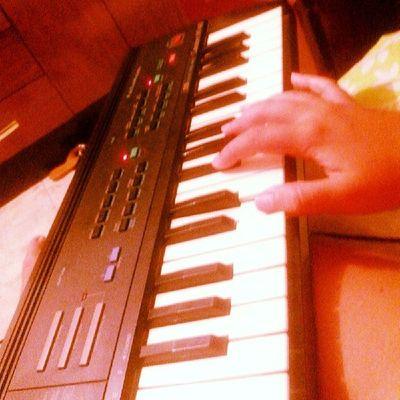 Meu tecladinho *.-) Aprender Criar Art Music som