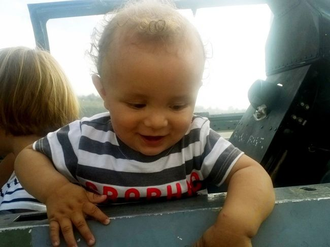 Adorable Baby Clothing Childhood Colors Innocence Joy Lovehim Lovemyboy Mode Of Transport Nephewlove Onaplane Smile Transportation Welcomeparty Withfamily