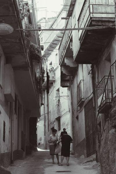 Italy Calabria Photography Blackandwhite