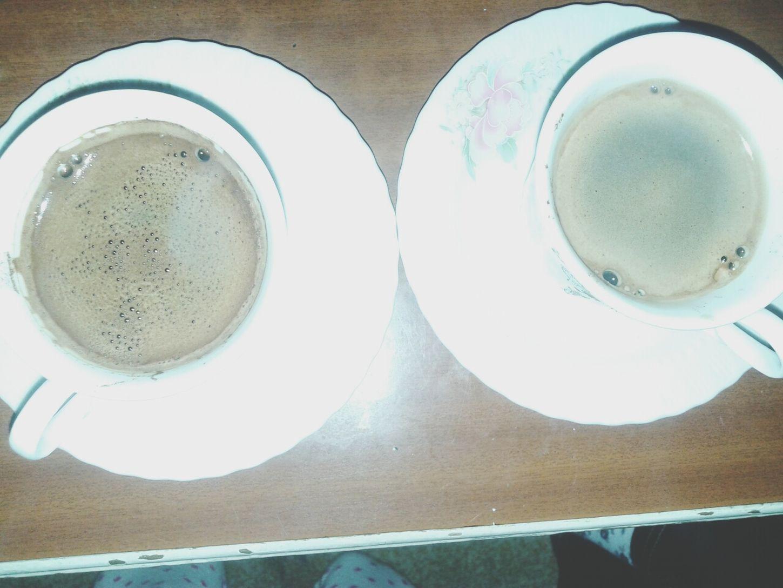 Melikeme kahve yaptim oh miss :d