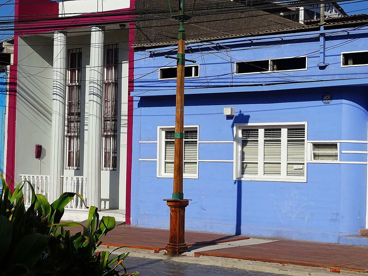Architecture Building Exterior Built Structure City Day Iquique Chile  No People Outdoors Residential Building Residential Structure