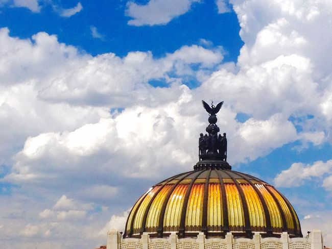 Hi There ‼️🔹 Cúpula del Palacio de Bellas Artes de la Ciudad de México 🔹 Relaxing Arquitecture Arquitectura México Arts Culture And Entertainment Eye4photography  Enrique Monterrubio EyeEmBestPics EyeEm Masterclass Tadaa Community Q Enjoying Life EyeEm Gallery Sky Skyporn Sky And Clouds Sky_collection Sky_collection Skylovers Hanging Out Showcase: March Hello World Check This Out EyeEm Best Shots Hanging Out EyeEm Best Edits