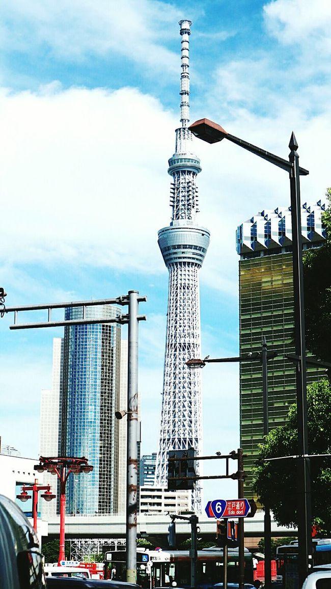Tokyoskytree Sumida Asakusa Buildings Architecture Streetphotography Walkingaroundlookingatthings