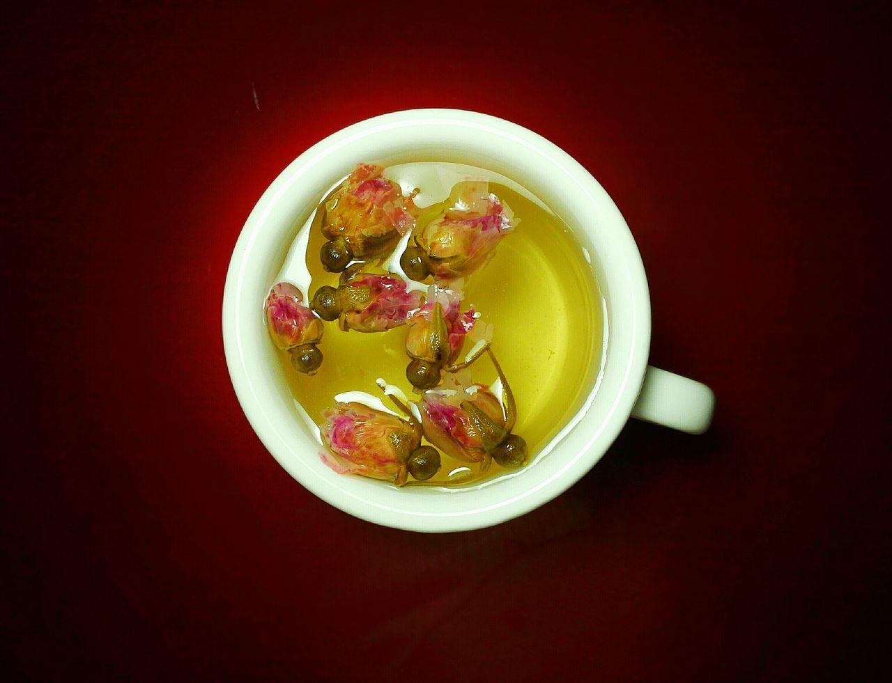 Tea Rose Tea