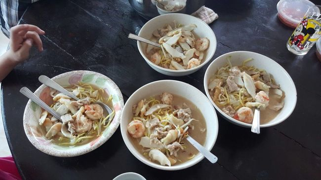 Home Cooking Food Prawn Noodles Chinese Food Singapore