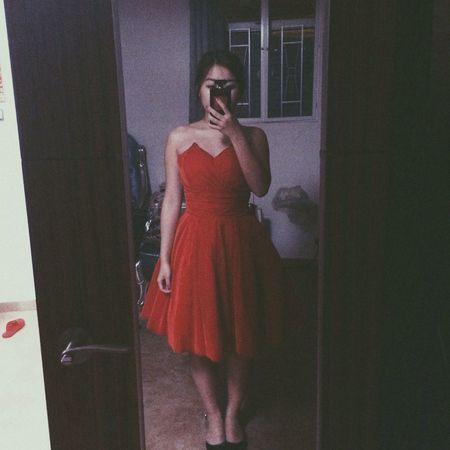 I m too fat can't put u on my dear new dress. Self Portrait That's Me Asian Girl Fashion
