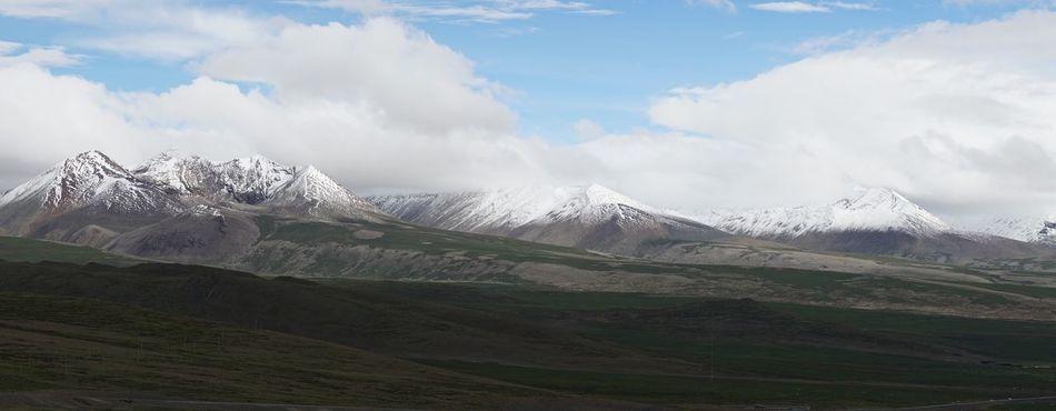Himalaya Range, Tibet Caravanthailandtravel Car Driving From Thailand