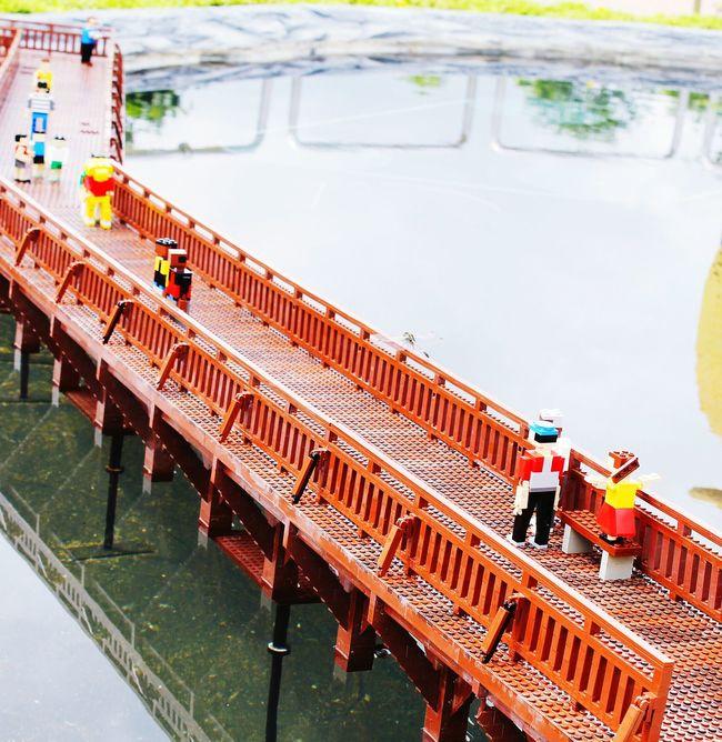 Bridge LEGO Legoland LEGOLAND IN MALAYSIA Legophotography Shoot Legoaddict Lego Time! EyeEm Malaysia Visit Malaysia 2014