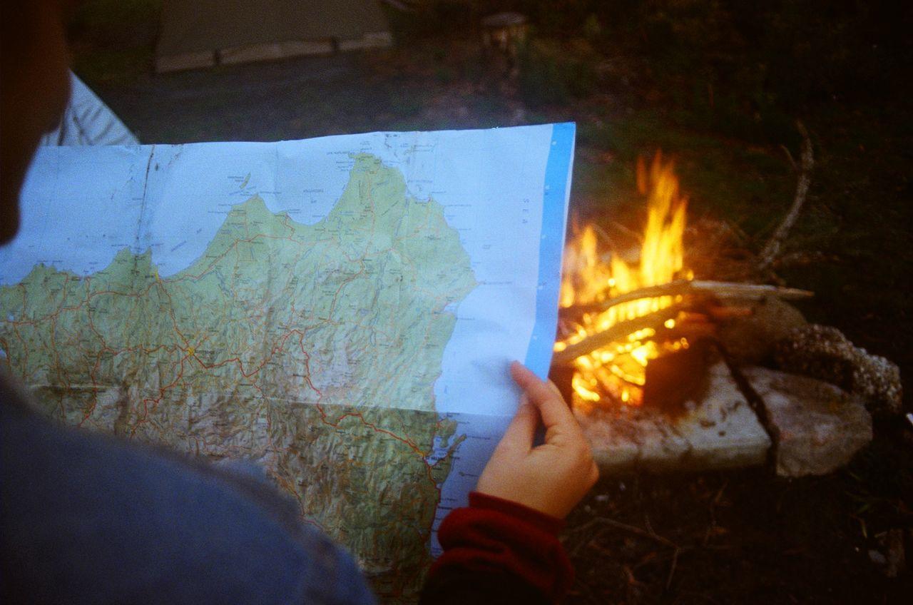 Beautiful stock photos of map, Adventure, Bonfire, Close-Up, Cropped