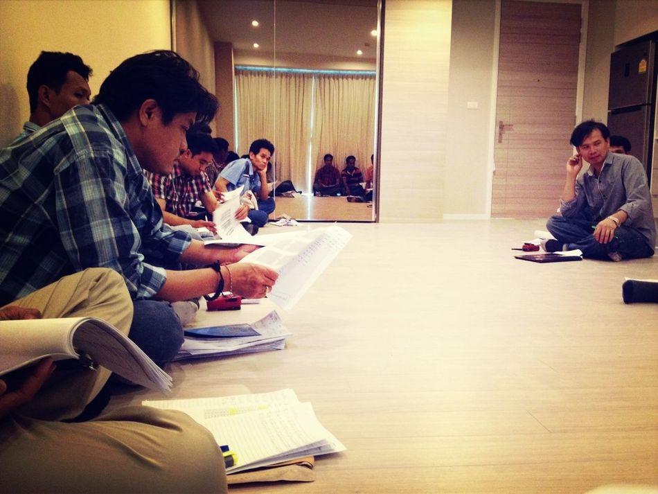 Site meeting