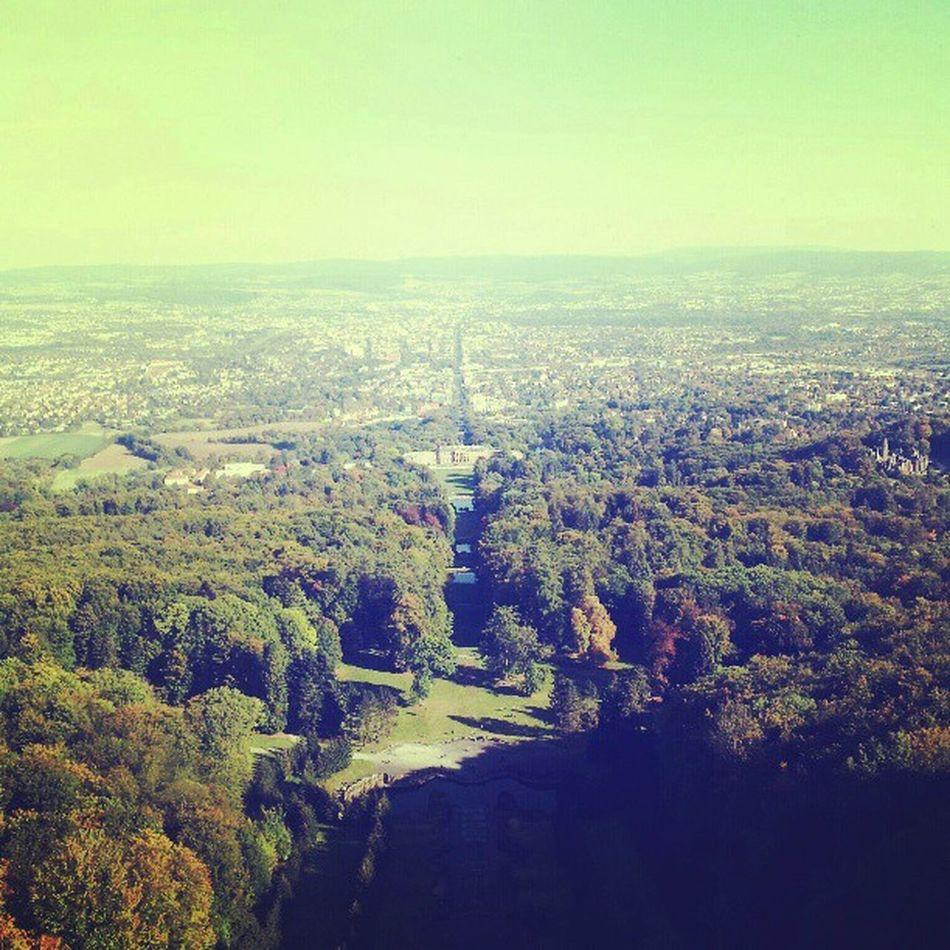 Aussicht Kassel Samsunggalaxis2 Photo pictur dezent followme followback herkules germany Hessen