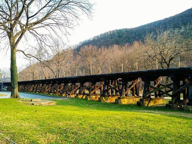 From a weekend in the West Virginia woods ______ __ _ Harpersferry Westvirginia MD Mkexplore Bridges Appalachiantrail At Potomacriver Warrenjc Lonelyplanet Adventures Travel Backpacking Treestagram Tb Hiking Hikingwithdogs Besomebody Weekend Roadtrip