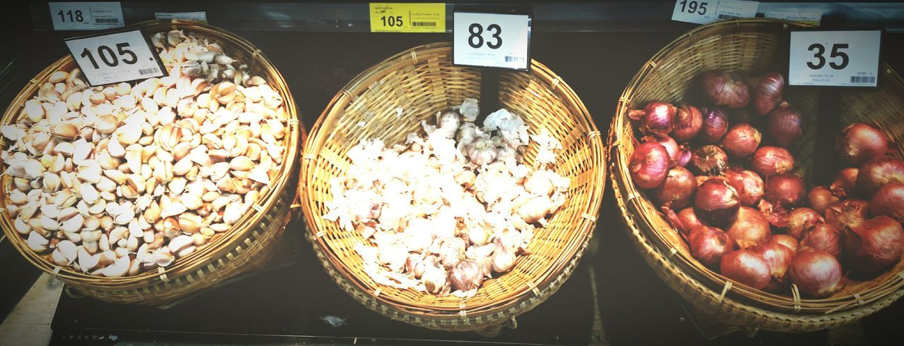 Garlic Union Material Food Dryfood Thaimaterial Smartphonephotography Suppermarket Country Life Relaxing Family