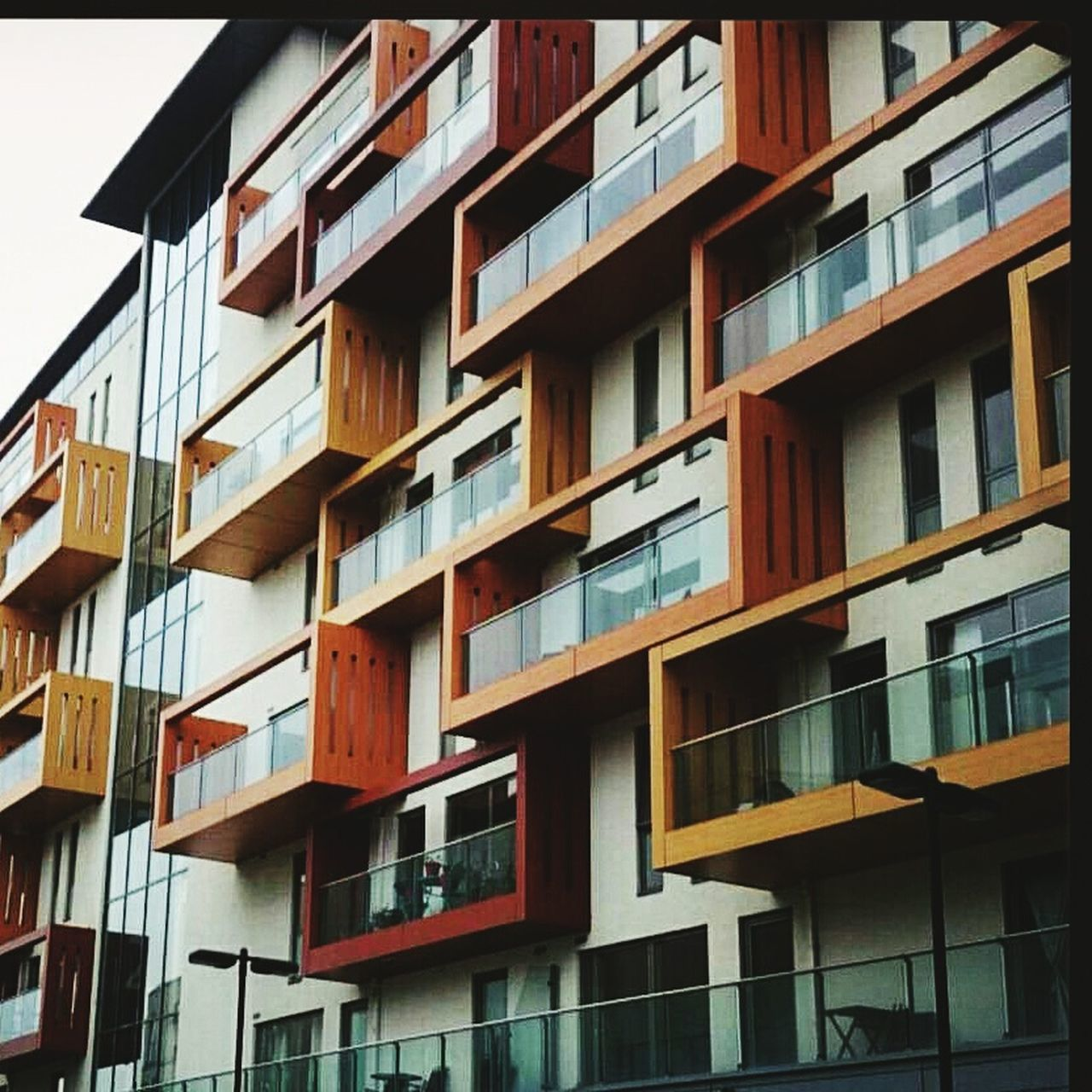 Architecture Building Exterior Residential Building Modern Exterior Architectural Feature First Eyeem Photo Kennington