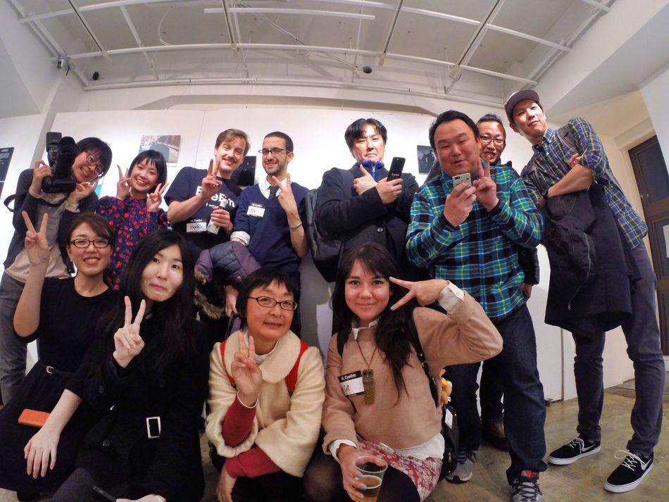 The EyeEm World Tour ハイチーズ( ´ ▽ ` )ノ Thanks To EyeEm Project 2014