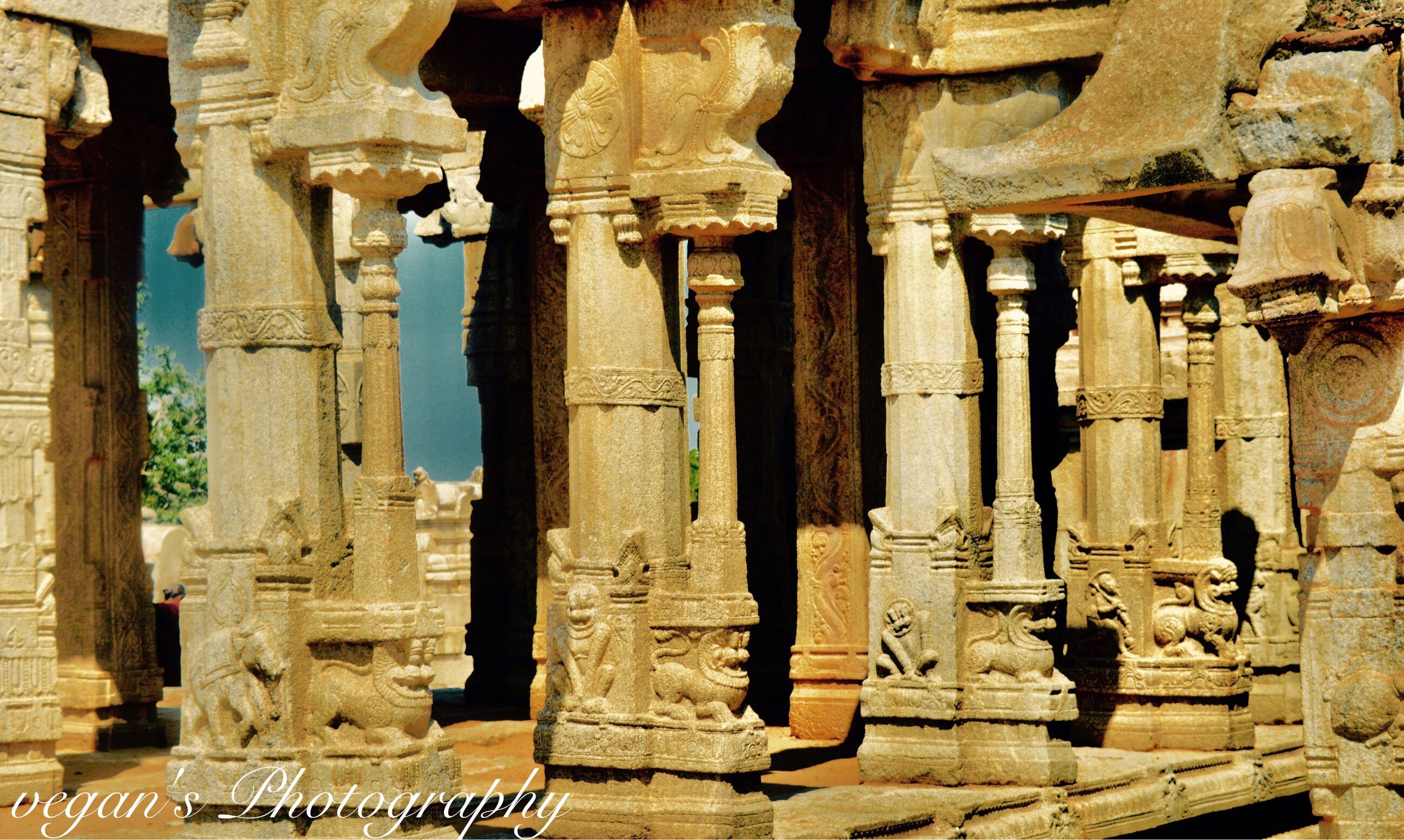 Lepakshi Beauty Of Stone