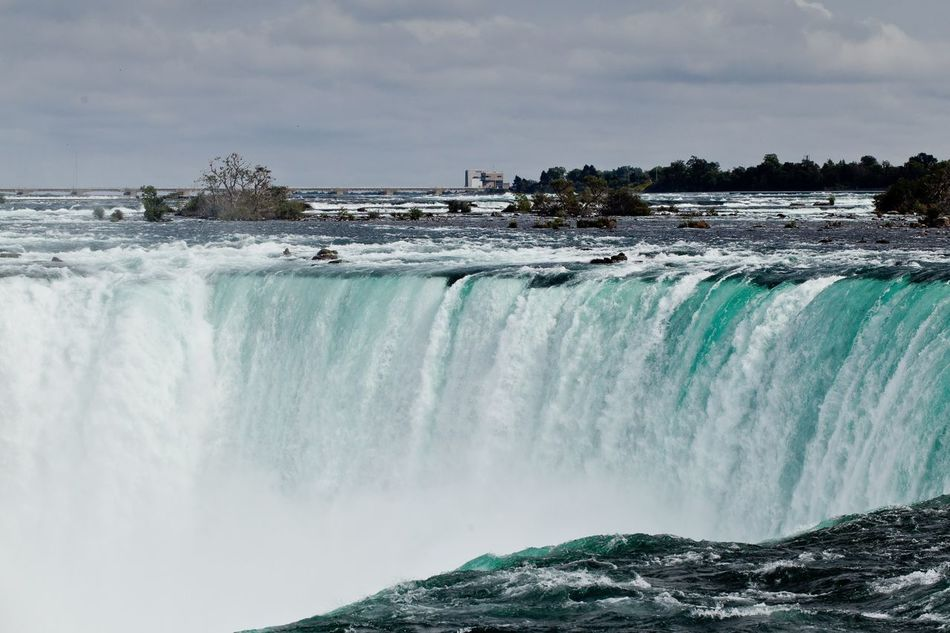 Beautiful stock photos of waterfall, Beauty In Nature, Canada, Cliff, Day