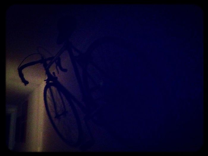 Home Silhouette Light Bike Escaping IPhoneography