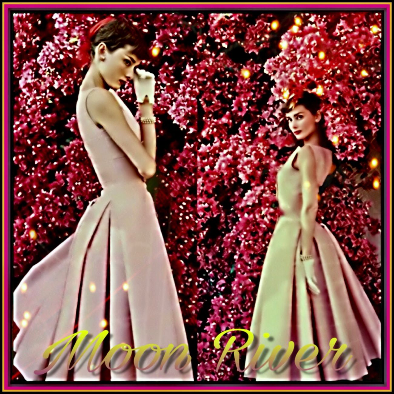 Spent the Saturday night in and watched Breakfast at Tiffany's. Love these picture's of Audrey Hepburn 💙💜💚 Audrey Hepburn Vintage Photo Flowers Celebrity Breakfastattiffanys Moviebinge Picsart Beautiful Moonriver Classics