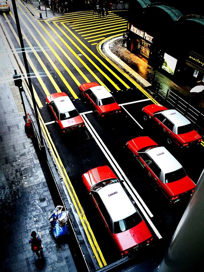 Taxi taxi ~~ HongKong Taxi Classic Feel EyeEm