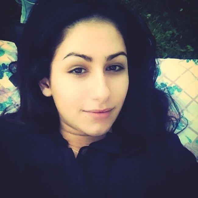 Enjoying Life Sitting In The Sun Selfie Time! ??