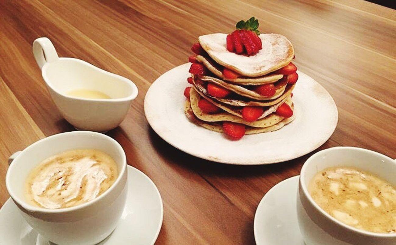 Pancakes Coffee ✨