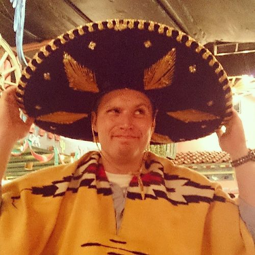 This is a sombrero??