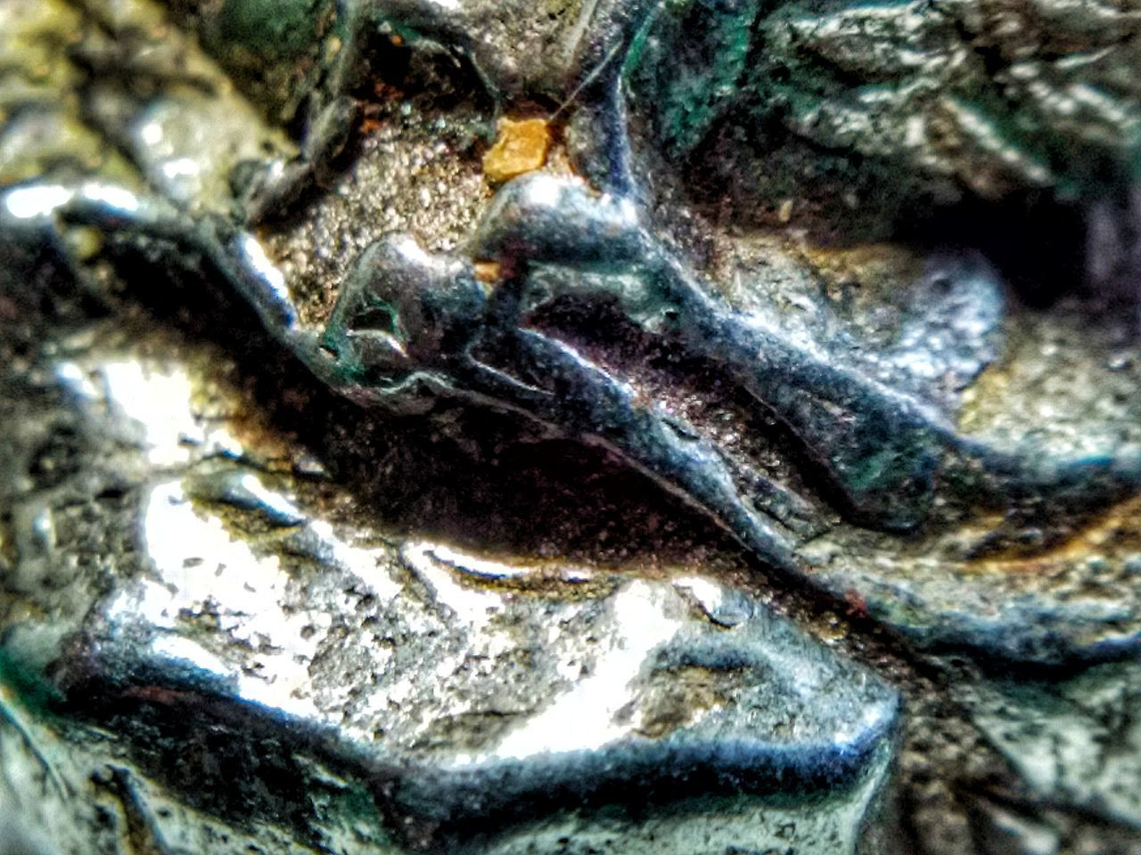 Alien Alien Alloy Alloy Backgrounds Close-up Day Extreme Close-up Full Frame Lumicar Macro Macro Photography Macro_collection Meteorite Nature No People Outdoors Outer Space Surface Textured  Wrinkled