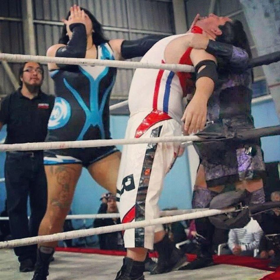 Krizty Domina Betovelez Xnl Wrestling lucha luchalibre machetazo bienvenido xD jajajaja