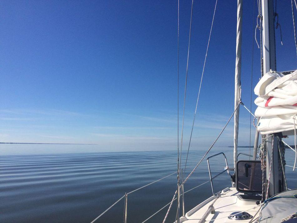 Blue Sky Sailing Kurisches Haff PolLitLett2015