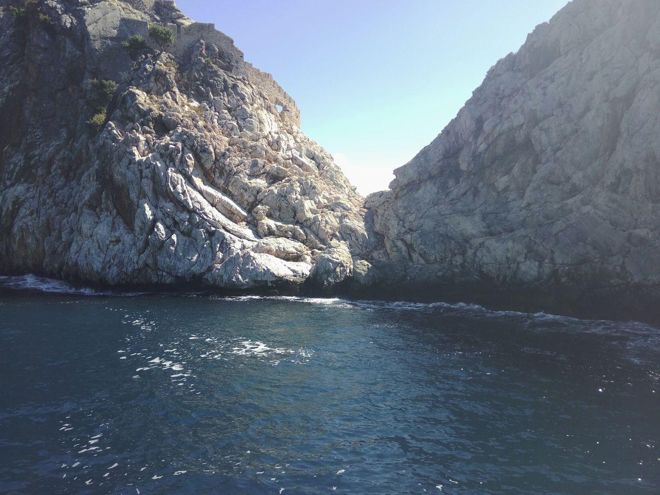 Doğa ❤ Natural Sea Akdeniz Blue Whitesea